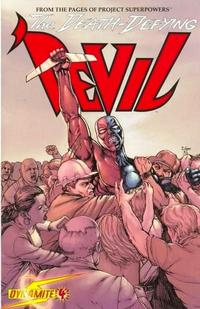 Cover Thumbnail for Death-Defying 'Devil (Dynamite Entertainment, 2008 series) #4 [Edgar Salazar Cover]