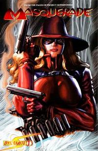 Cover Thumbnail for Masquerade (Dynamite Entertainment, 2009 series) #1 [Carlos Paul Cover]