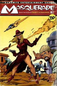 Cover Thumbnail for Masquerade (Dynamite Entertainment, 2009 series) #2 [George Tuska Cover]