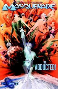Cover Thumbnail for Masquerade (Dynamite Entertainment, 2009 series) #2 [Alex Ross Negative Art Cover]