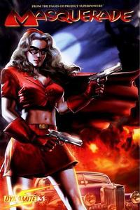 Cover Thumbnail for Masquerade (Dynamite Entertainment, 2009 series) #3 [Carlos Paul Cover]