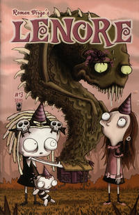 Cover Thumbnail for Lenore (Slave Labor, 1998 series) #13