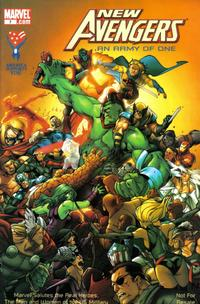 Cover Thumbnail for AAFES 7th Edition [New Avengers: An Army of One] (Marvel, 2009 series)