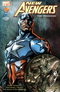 Cover Thumbnail for AAFES 8th Edition [New Avengers: The Promise] (Marvel, 2009 series)
