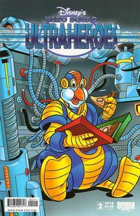 Cover Thumbnail for Disney's Hero Squad (Boom! Studios, 2010 series) #2