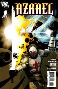 Cover Thumbnail for Azrael (DC, 2009 series) #1 [Frazer Irving Cover]