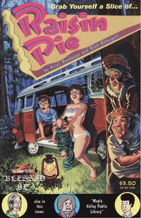 Cover Thumbnail for Raisin Pie (Fantagraphics, 2002 series) #1