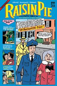 Cover Thumbnail for Raisin Pie (Fantagraphics, 2002 series) #4