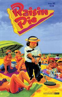 Cover Thumbnail for Raisin Pie (Fantagraphics, 2002 series) #5