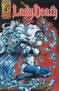 Cover Thumbnail for Wizard Presents: Lady Death (Chaos! Comics; Wizard, 1994 series) #1/2