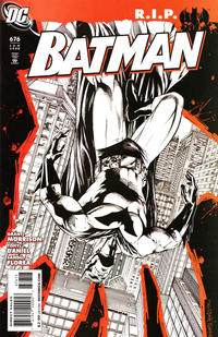 Cover Thumbnail for Batman (DC, 1940 series) #676 [Third Printing]