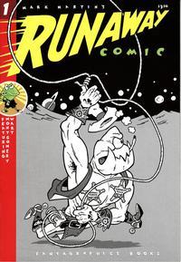 Cover Thumbnail for Runaway Comics (Fantagraphics, 2006 series) #1