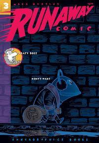 Cover for Runaway Comics (Fantagraphics, 2006 series) #3