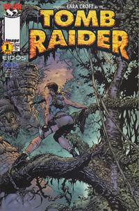 Cover Thumbnail for Tomb Raider: The Series (Image, 1999 series) #1 [David Finch Standard Cover]