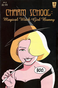 Cover Thumbnail for Charm School: Magical Witch Girl Bunny (Slave Labor, 2000 series) #1