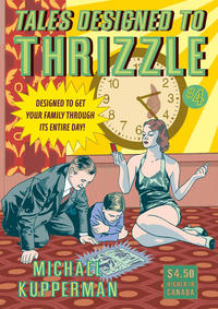 Cover Thumbnail for Tales Designed to Thrizzle (Fantagraphics, 2005 series) #4