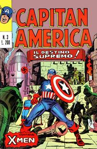 Cover Thumbnail for Capitan America (Editoriale Corno, 1973 series) #3