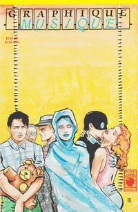 Cover Thumbnail for Graphique Musique (Slave Labor, 1989 series) #1