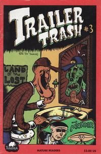 Cover Thumbnail for Trailer Trash (Tundra, 1992 series) #3
