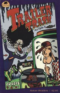 Cover Thumbnail for Trailer Trash (Tundra, 1992 series) #4