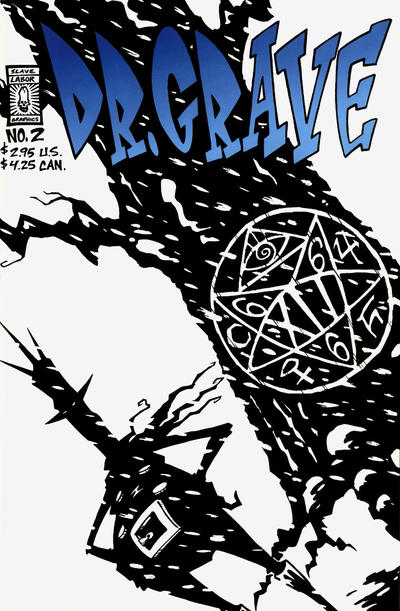 Cover for Dr. Grave (Slave Labor, 2000 series) #2