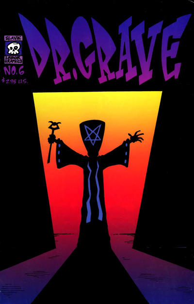 Cover for Dr. Grave (Slave Labor, 2000 series) #6