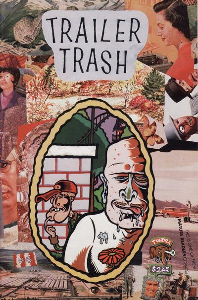 Cover for Trailer Trash (Tundra, 1992 series) #6