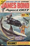 Cover for James Bond (Semic, 1965 series) #2/1986