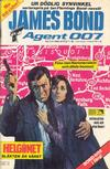 Cover for James Bond (Semic, 1965 series) #4/1986