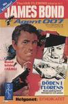Cover for James Bond (Semic, 1965 series) #5/1986