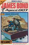 Cover for James Bond (Semic, 1965 series) #6/1986