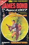 Cover for James Bond (Semic, 1965 series) #7/1986
