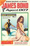 Cover for James Bond (Semic, 1965 series) #9/1986