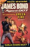 Cover for James Bond (Semic, 1965 series) #10/1986