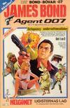 Cover for James Bond (Semic, 1965 series) #11/1986