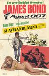 Cover for James Bond (Semic, 1965 series) #2/1983