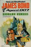 Cover for James Bond (Semic, 1965 series) #3/1983
