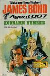 Cover for James Bond (Semic, 1965 series) #3/1983