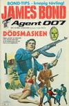 Cover for James Bond (Semic, 1965 series) #4/1983