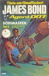 Cover for James Bond (Semic, 1965 series) #5/1983
