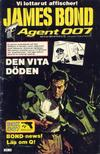 Cover for James Bond (Semic, 1965 series) #8/1983