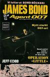 Cover for James Bond (Semic, 1965 series) #2/1984