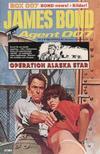 Cover for James Bond (Semic, 1965 series) #4/1984