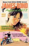 Cover for James Bond (Semic, 1965 series) #5/1984