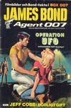 Cover for James Bond (Semic, 1965 series) #6/1984