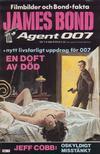 Cover for James Bond (Semic, 1965 series) #7/1984