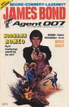Cover for James Bond (Semic, 1965 series) #1/1985