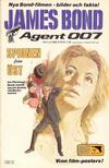 Cover for James Bond (Semic, 1965 series) #5/1985