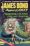 Cover for James Bond (Semic, 1965 series) #7/1985