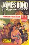 Cover for James Bond (Semic, 1965 series) #8/1985
